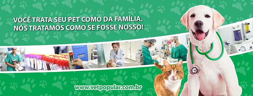 Vet Popular | Hospital Veterinário 24h – Tucuruvi